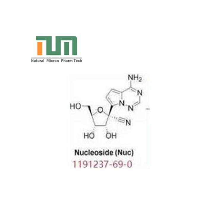 ISO Lab Specific Drug for FIP GS441524 CAS: 1191237-69-0