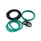 epdm gasket Colored Rubber Seal EPDM, O-ring Gasket in electrical equipment gas-sealing