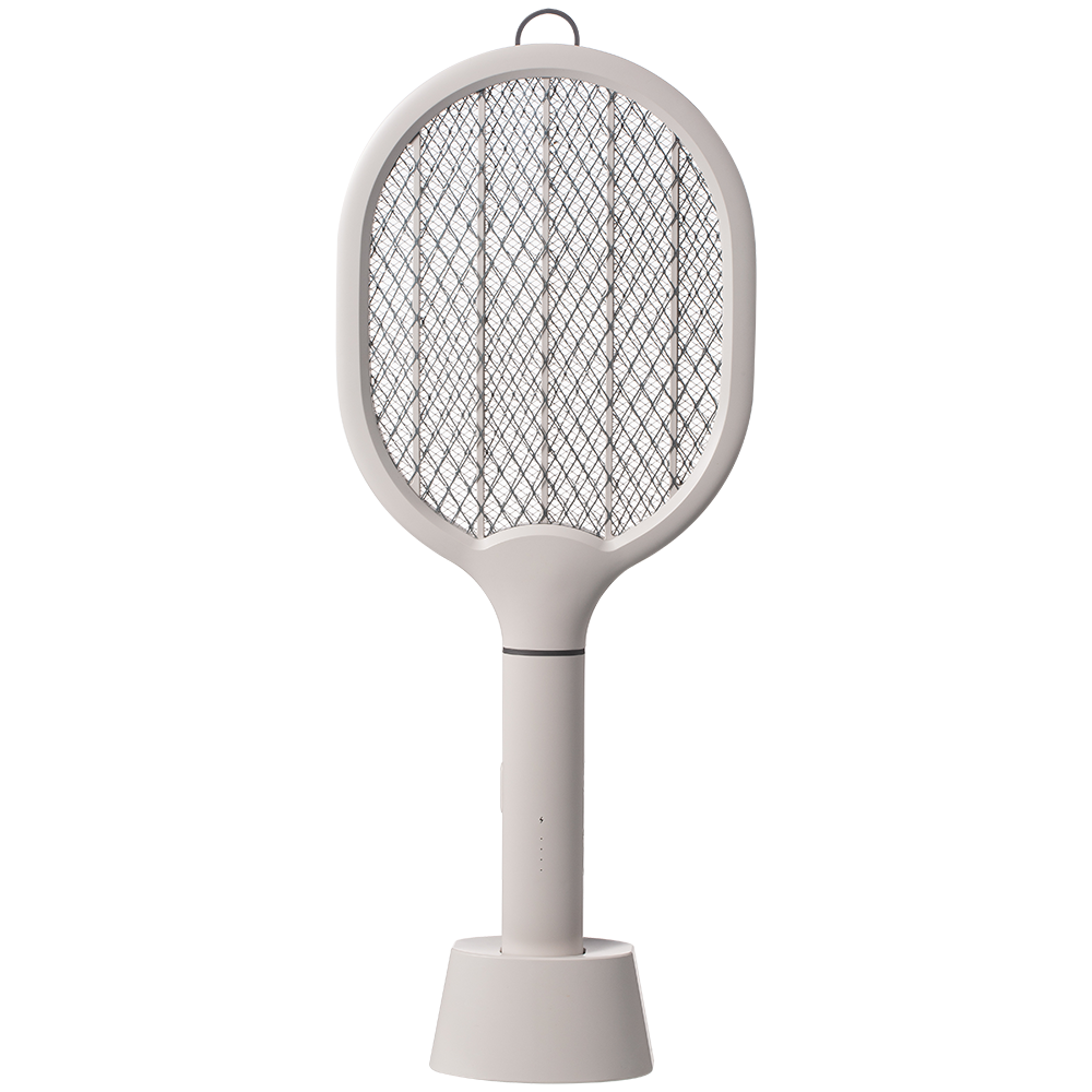 Rechargeable Fly Bug Zapper Killer Handheld Anti Mosquito Killing Bat Insect Racket Portable Electric Mosquito Repellent Swatter
