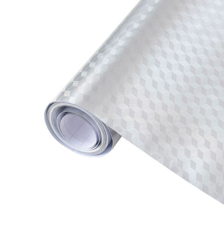 New Design Printed Self Adhesive Kitchen Use Waterproof oil-proof Aluminum Foil Stick Paper