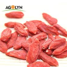 AGOLYN Ningxia Certified Natural Dried Fruit Red Goji Berry