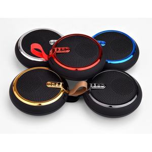 Bass Speaker Wireless Alexa Portable Subwoofer MINI Sound Outdoor Smart Speaker Speaker System
