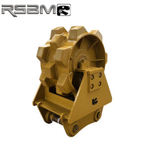 China's most professional manufacturer RSBM excavator attachment for compaction wheel
