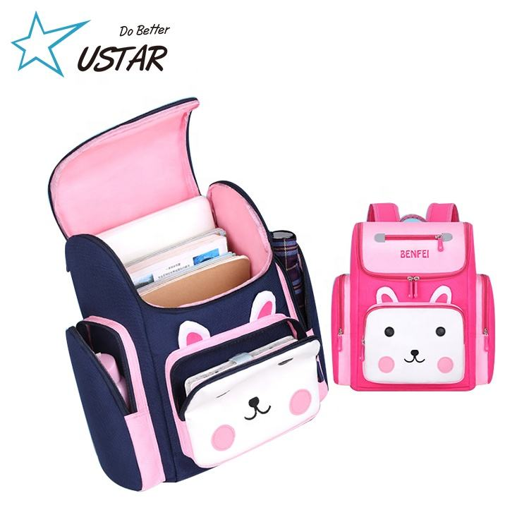 Bookbags Kinder Cartoon Student Kinder <span class=keywords><strong>Rucksack</strong></span> Schule Tasche für Mädchen <span class=keywords><strong>Rucksack</strong></span>