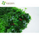 Professional china manufacturer Artificial Plant boxwood Panels grass for landscaping