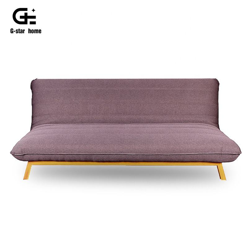 China Wooden Futon Sofa
