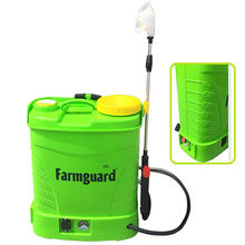 China factory 16l electric battery knapsack sprayer agricultural insecticide spray pump