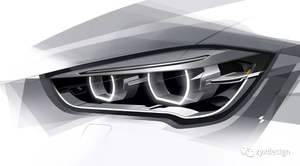 forward Lighting system for passenger car