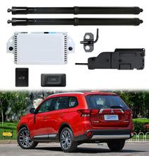 Auto Electric Tail Gate for Mitsubishi Outlander 2015-2016 Remote Control Car Tailgate Lift With Latch Optional Foot Sensor