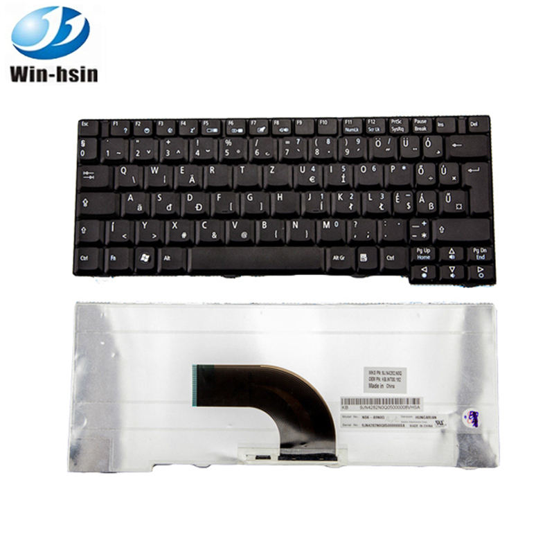 Laptop keyboard for Acer TravelMate 6292 Keyboard US Original New ebour001