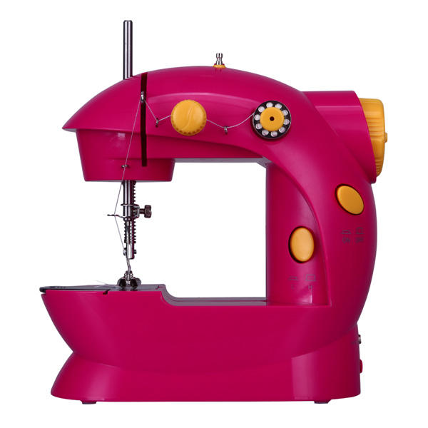 VOF FHSM-202 mini household electric garment sewing machine price from factory