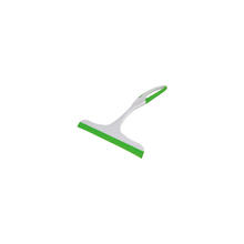 TPR glass window cleaner PP handle squeegees plastic wiper