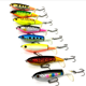 The new tractor 17g cross - border for hot style road bait color sea bait manufacturers production fishing lure