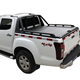 KINGCHER car parts truck tonneau cover Fit For 2015 Ford F150 Roll Up Tonneau Cover manual