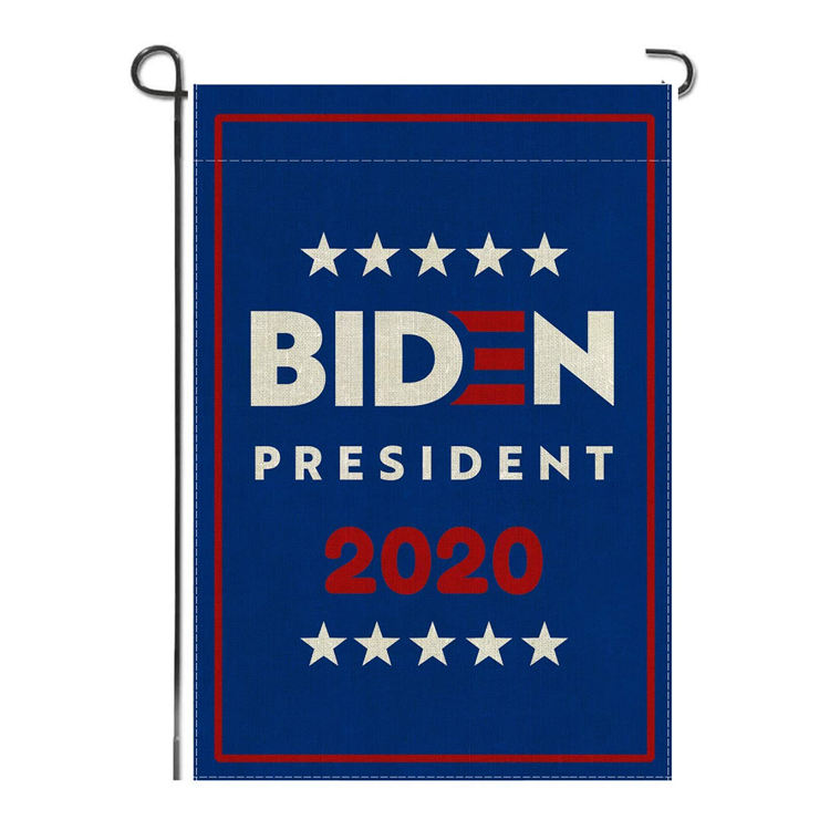 Made in China superior quality forget large garden joe biden flag