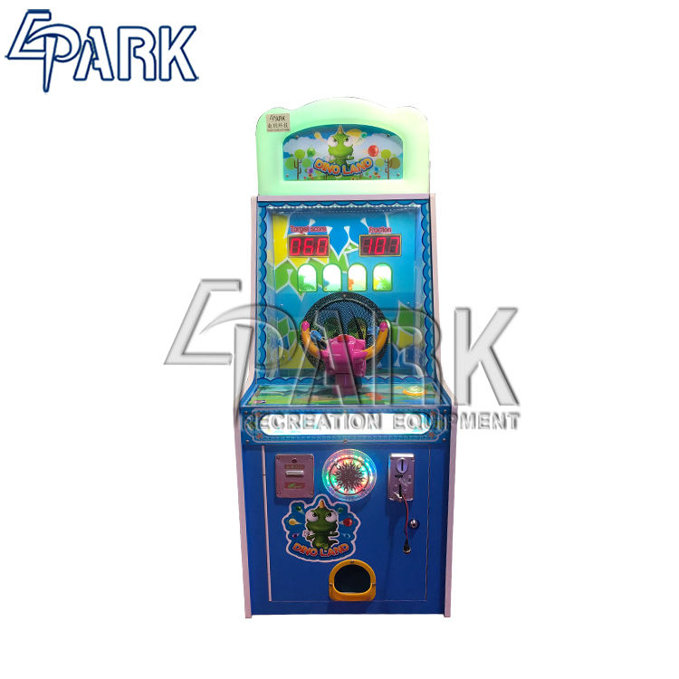 New Dinosaur Hunter Shooting machine free online for sale key master low price india coin operated game machine