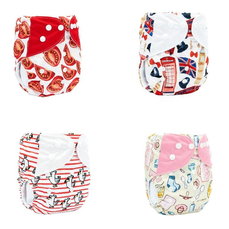 Best Quality Super Soft New Arrival Ecological Cloth Diaper In China Baby Diaper Manufacturers