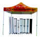 40mm aluminum custom pop up canopy tent frame marquee with hexagonal leg commercial quality