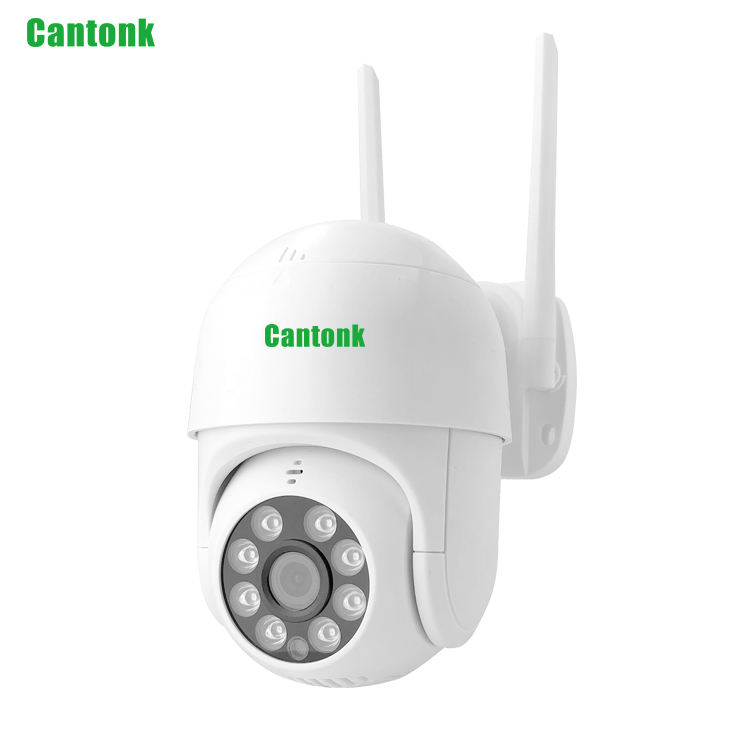 AC04 ptz WIFI camera 10-15m long Infrared Distance 2.8mm F2.0 Focus Length cctv security camera CDS Auto Control 2M Pixels CCTV