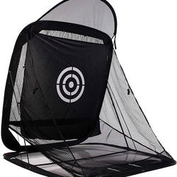 New Design Indoor Outdoor Portable Golf Practice Net Automatic Ball Return System Target Sheet Golf Net with Best Price