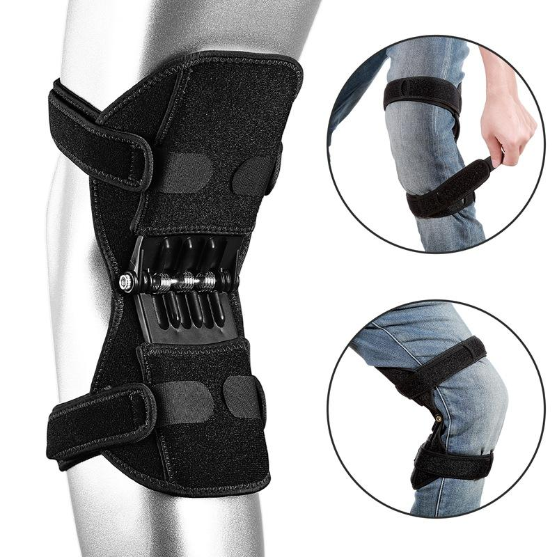Knee Booster Power Lift Support Knee Pads Powerful Rebound Spring Force
