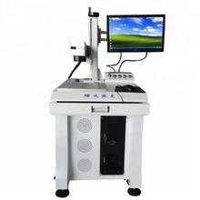 Top Supplier For Russia Raycus Source Marker 20W 30W 50W Fiber Marker Laser Marking Machine For Metal Plastic