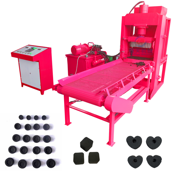 Toner hydraulic press machine