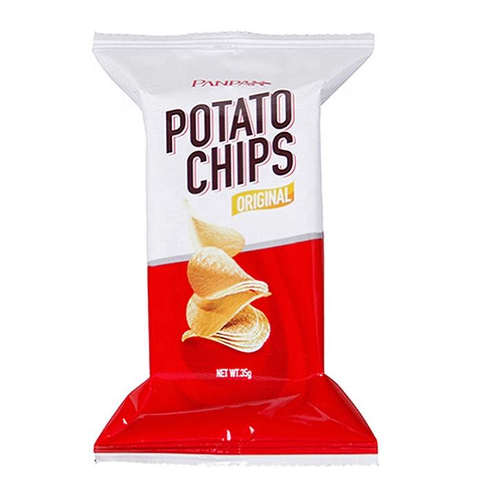 Panpan asian snacks japanese potato chips