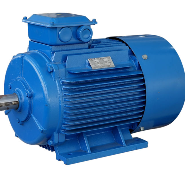 YD series pole changing multi-speed motor