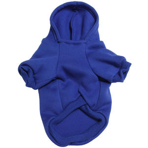 Wholesale Multicolor Simply Soft Blank Dog Hoodie ropa para perros Dog Sweater Pet Clothes