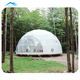 Prefabricated 3-5 Persons Eco Geo Dome Hotel Tent For Mountain Resort Event