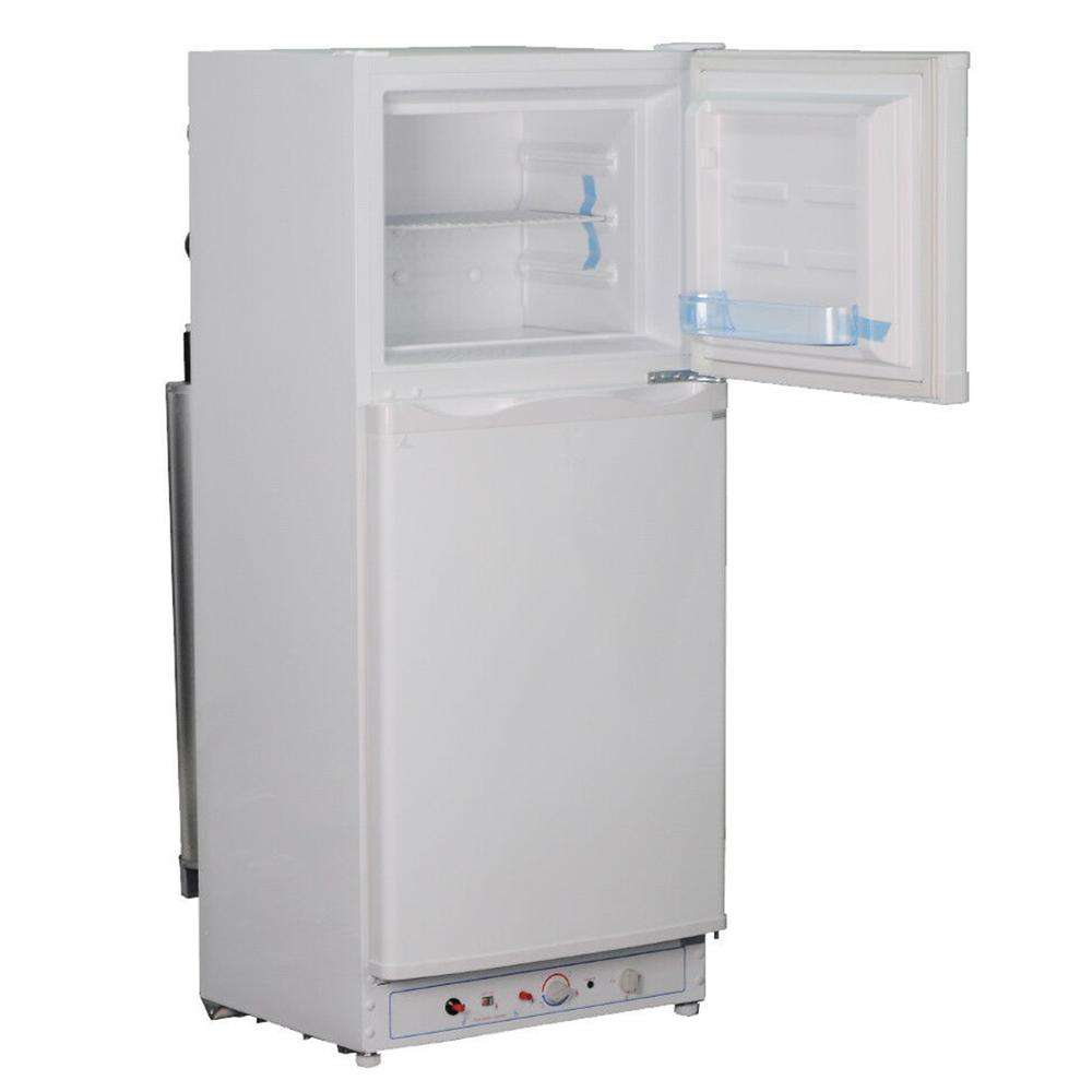 Gas Absorption Refrigerator Home 3 Way 12v LPG Propane Gas Kerosene Absorption Refrigerator