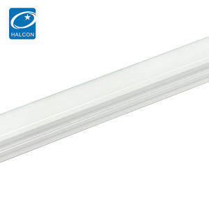 Lamiera di acciaio housing smd indoor bianco Dimmable 36w 60w vapor luce del tubo del led