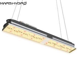 Terbaru Indooring Tumbuh Mars Hydro Lumen Tinggi LED Grow Light 150 W 250 W Efektif Quantum Bar