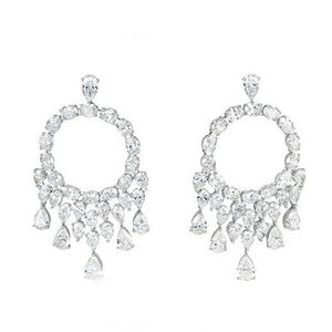Hot New Fashion Women Accessories 925 Sterling Silver Earrings