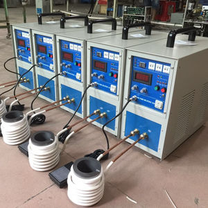 medium frequency 3000 degree scrap steel lead electric aluminum iron metal smelting melting induction heater price