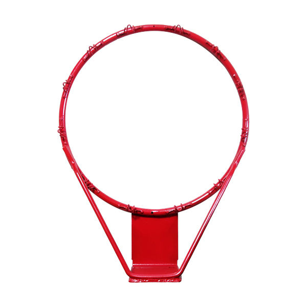17mm universal, hohl, angepasst farbe, customized craft basketball hoop lieferant