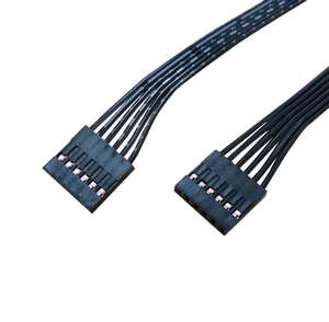 Dongguan manufacture Dupont 2.54 connectors wire to board cable harness
