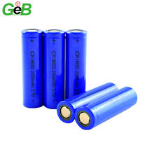 Hot sale rechargeable li-ion cylindrical batteries cell 3.7V 2200mAh 18650 lithium ion battery