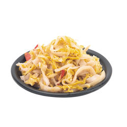 Chinese shandong 400g good Flavor Hot sales Delicious Hot and Sour Cabbage