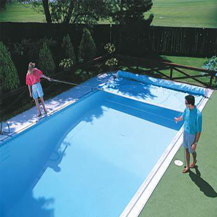 2020 Hot sale retractable manual telescopic swimming pool covers film