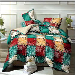 100% polyester cheap bed sheet fabric