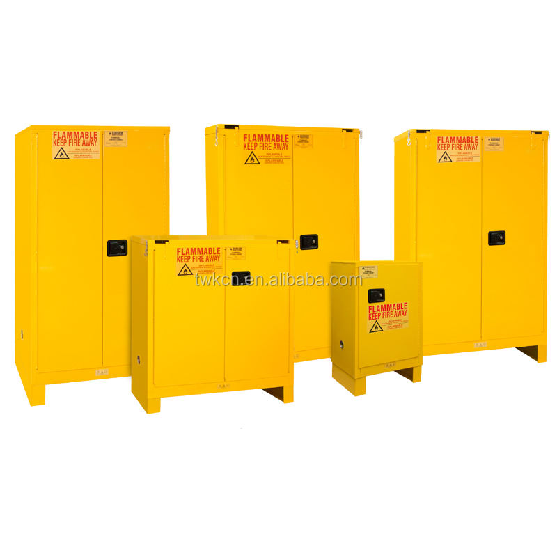 FM Approved Flammable Safety Cabinet