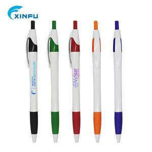 Top selling promotion ballpoint pens with logo printed custom ballpoint pen