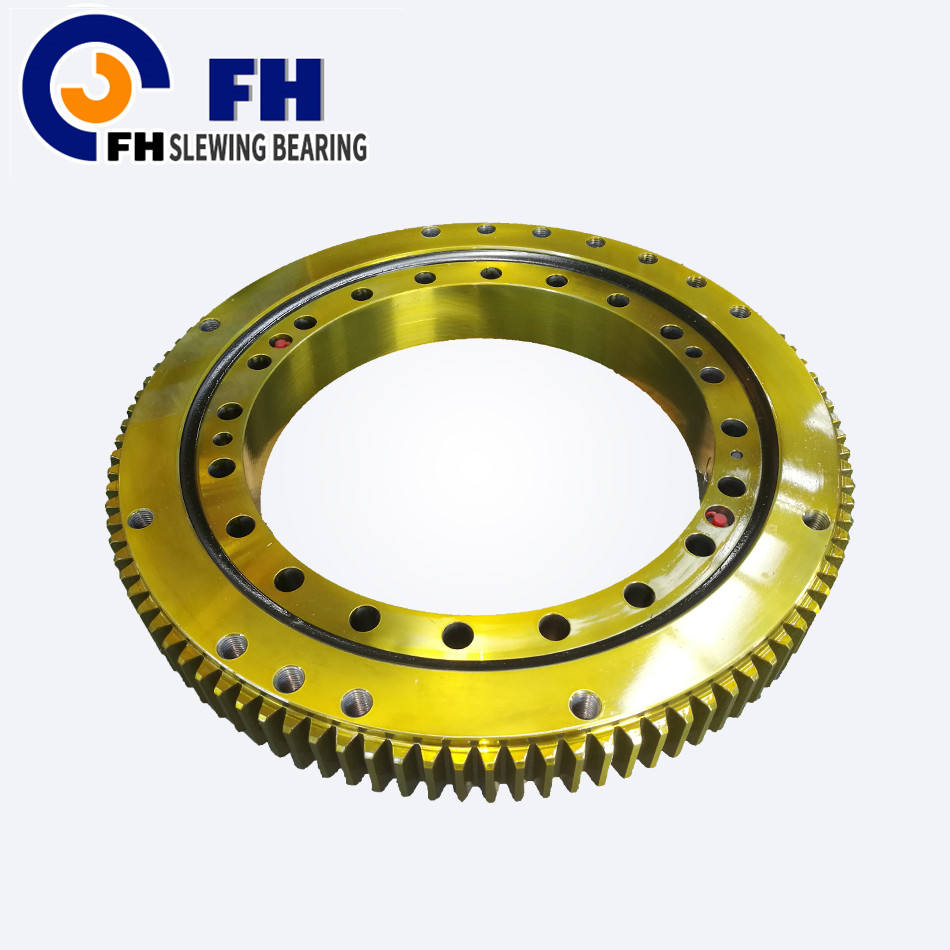 slewing bearings offer a wide variety of solutions for all application with external gear
