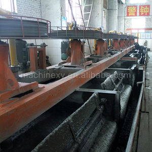 Mineral Separation Machine Gold Flotation Cell Copper Mining Equipment for Iron, Zinc Carbonate Ore Processing Plant