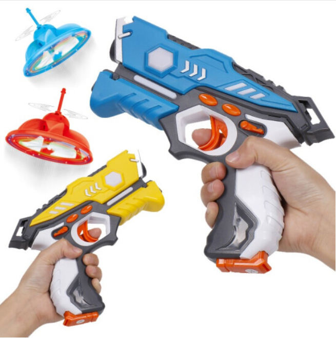 DWI Children Lazer Game Team Battle Laser Tag Gun Equipment with UFO