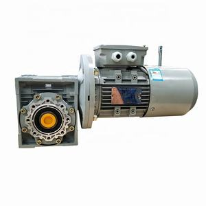 NMRV RV 063 050 type Worm Gearbox Gear Box Motor Reducer Gearbox price for robot arm
