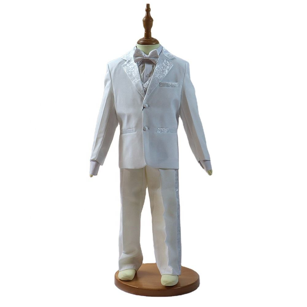 Hot Selling High Quality Boy Tuxedo Suites For Birthday Wedding Party Tuxedo