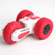 Hot selling 2.4G remote control rotary 3 wheel stunt rc car for sale